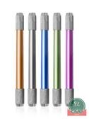 短鉛筆延長器美術生專用接筆器加長器金屬加長桿【福喜行】