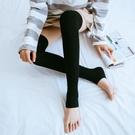 過膝襪 踩腳襪套過膝襪女純棉日系護膝護腿保暖長筒襪韓國夏季高筒堆堆襪