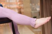 女寶寶連褲襪春秋款純女嬰兒棉打底褲子女童褲襪1-2-3歲