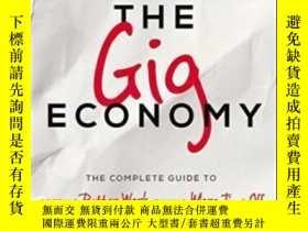 二手書博民逛書店The罕見Gig EconomyY364682 Diane Mulcahy Amacom 出版2016