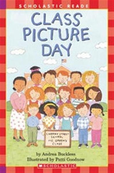 (二手書)Scholastic Reader Level 2:Class Picture Day