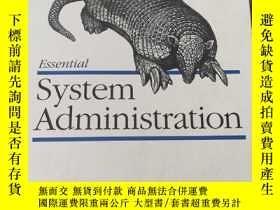二手書博民逛書店Essential罕見System Administration