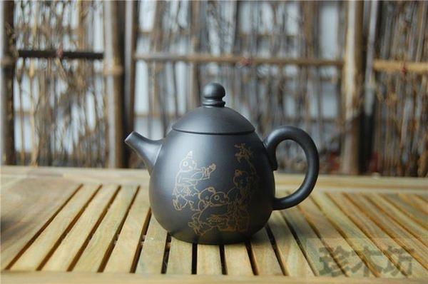 宜興(龍旦壺)