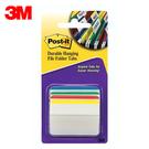 3M 利貼可再貼超厚材質標籤 686A-1 四色 / 包