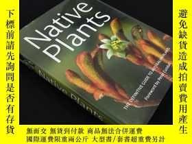 二手書博民逛書店NATIVE罕見PLANTS THE DEFINITIVE GUIDE TO AUSTRALIAN PLANTS