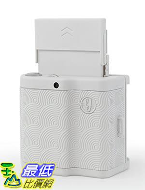 [106美國直購] Prynt Pocket,Instant Photo Printer for iPhone - Cool Grey(PW310001-CG)照片印表機