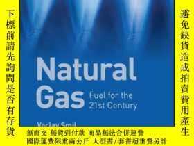 二手書博民逛書店Natural罕見Gas: Fuel for the 21st CenturyY410016 Vaclav S