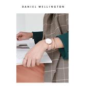 丹尼爾惠靈頓dw戒指 飾品男女對戒 輕奢情侶指環
