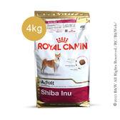 【寵物王國】法國皇家-SBI26柴犬成犬專用飼料4kg