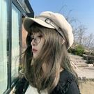 畫家帽 造型帽 貝雷帽子女春夏韓版百搭潮日系時尚英倫復古鴨舌畫家報童帽八角帽