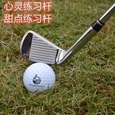 高爾夫球桿 日本原裝 LEEWAY高爾夫練習桿 7號球桿 七號鐵桿 車載防身 鋼桿身YTL 免運