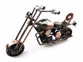 哈雷鐵藝摩托車模型 擺件紀念品 熱賣工藝品 太子機車款