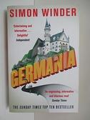 【書寶二手書T5/原文小說_ALS】Germania_Simon Winder