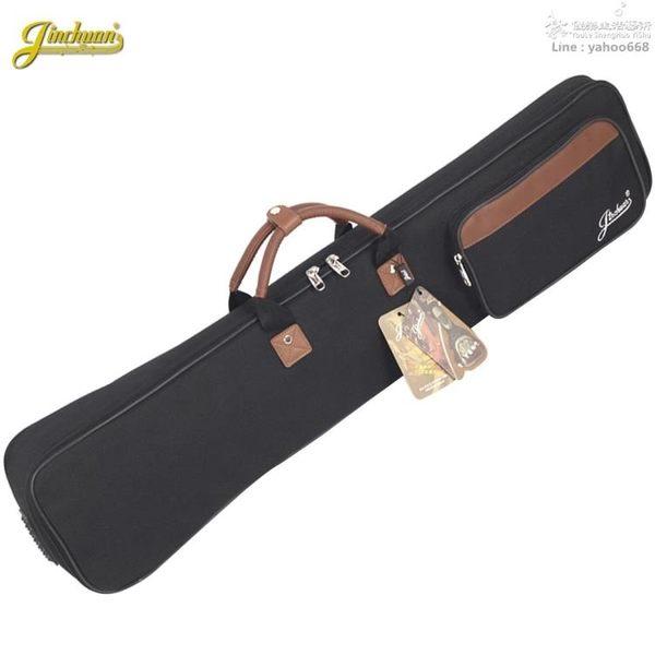 升級版二胡包 加厚二胡套可提可背樂器二胡袋軟包 YL-JC135