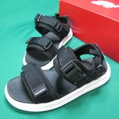 【iSport愛運動】New Balance 可調整式 涼鞋 公司正品 SDL600BK 男女款 整數尺碼