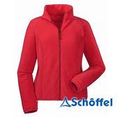 德國 SCHOFFEL 女 保暖透氣外套 紅 2011162