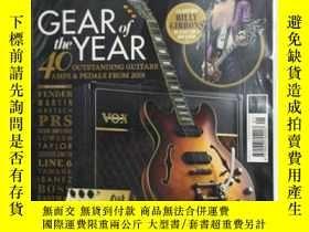 二手書博民逛書店英文雜誌罕見GUITARIST 吉他手 音樂雜誌 2019年1月Y343790