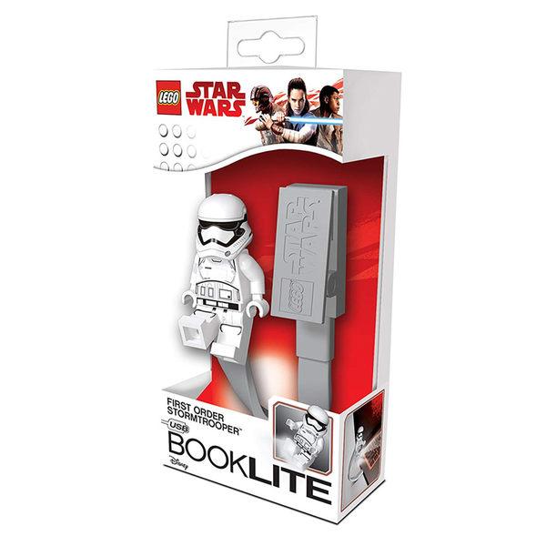 LEGO 樂高新版 白兵 USB 夾燈