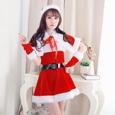 聖誕節服裝成人女兔女郎性感cos舞會紅色聖誕老人衣服ds演出服裝