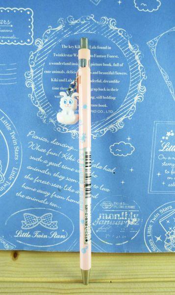 【震撼精品百貨】Thunder Bunny & Wonder Mew閃電邦尼兔~吊飾原子筆-粉