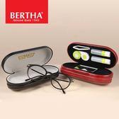 手工眼鏡盒男女 創意雙用光學眼睛伴侶盒子 耐用抗壓