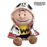 【SAS】日本限定 SNOOPY 史努比 查理布朗 15cm玩偶毛巾套組
