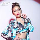 dj女歌手爵士舞演出服嘻哈舞蹈服裝LG-037