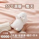 暖手寶小羊暖手寶女生充電寶暖寶寶可愛迷你學生冬天神器自發熱隨身耐用