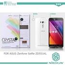 NILLKIN ASUS Zenfone Selfie ZD551KL 超清防指紋保護貼 - 套裝 (含鏡頭貼) 螢幕膜 高清貼 ZFS