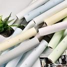 10米61cm寬墻紙臥室溫馨寢室大學生宿舍純色壁紙防水客廳背景裝飾