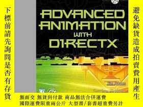 二手書博民逛書店Advanced罕見Animation With Directx (focus On Game Developme