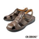 【CR CERINI】輕量氣墊式包頭涼鞋...