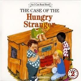 〈汪培珽英文書單〉〈An I Can Read系列:Level 2)  THE CASE OF THE HUNGRY STRANGER / (單CD)