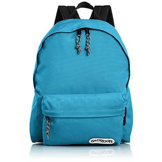 Outdoor Products 超輕量繽紛原色後背包 (高41CM)-淺藍