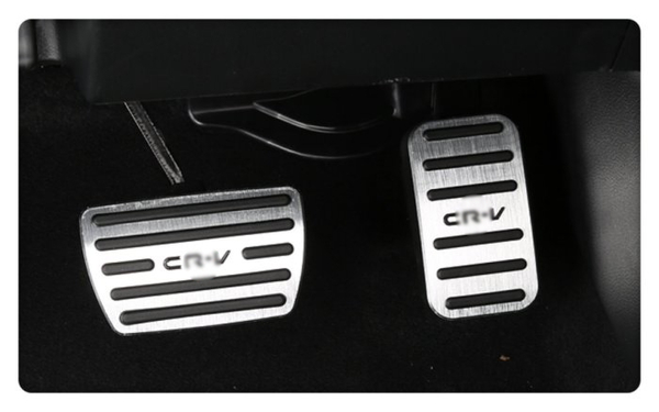 【車王汽車精品百貨】Honda 本田 CR-V CRV 油門踏板 剎車踏板 兩件組 五代 5代