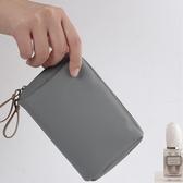 化妝收納包 化妝包2020新款超火小號便攜小包女迷你分格口紅袋收納包手拎時尚