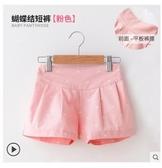 女童短褲2020新款夏裝純棉夏季童裝女寶寶兒童褲子外穿薄款童褲子