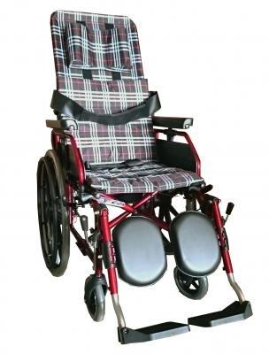 康復輪椅(未滅菌)  ( 鋁合金躺式輪椅,FZK 1811)