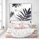 掛毯 思定雅網紅背景布ins掛布掛壁北歐風格簡約植物拍照私人訂制 - 歐美韓熱銷