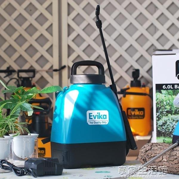 噴霧器 電動噴霧器家用單肩背負式充電打機高壓農消殺噴灑壺酒精消毒防疫
