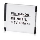 Kamera Canon NB-11L 高品質鋰電池 A2300 A2400 A2500 A2600 A3400 A3500 A4000 IS 保固1年 NB11L 可加購 充電器