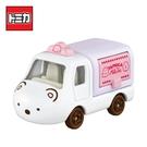 【日本正版】Dream TOMICA SP 角落生物 北極熊小貨車 角落小夥伴 珍奶餐車 玩具車 多美小汽車 - 170013