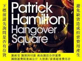 二手書博民逛書店Hangover罕見Square-宿醉廣場Y436638 Patrick Hamilton Penguin C