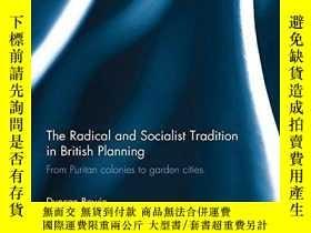 二手書博民逛書店The罕見Radical And Socialist Tradition In British Planning奇