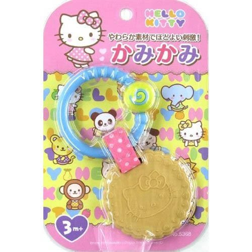 Hello Kitty 固齒器-TR53680