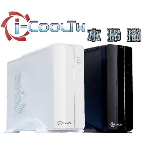 i-CoolTW 水玲瓏 內建POWER M-ATX 機殼 B1002