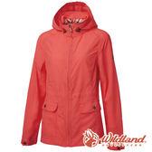 【wildland 荒野】女 SUPPLEX抗UV外套『蜜粉紅』0A61907 防曬 耐磨 透氣 抗風 輕薄 薄外套