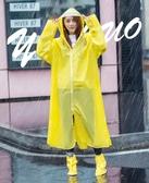 雨衣韓版雨衣徒步長款全身男女士電瓶車自行車騎行單車雨披成人外套 新品