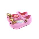 Disney 迪士尼 公主系列 娃娃鞋 中童 童鞋 粉紅色 D321035 no038