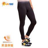 UV100 防曬 抗UV 昇溫保暖-彈性貼身居家褲-男款